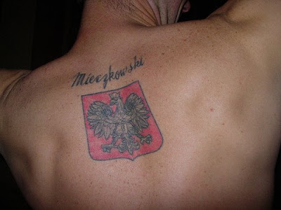 polish tattoo