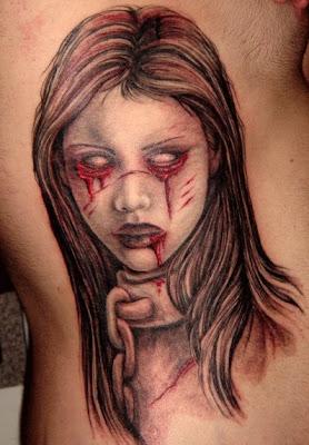 Gothic Tattoos on Tattoo  Gothic Tattoo