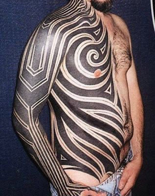 Labels: Tribal tattoos