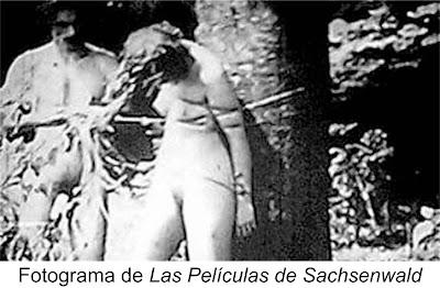 Pornografia en la Alemania Nazi, las Películas de Sachsenwa