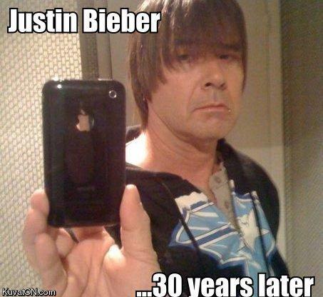 Justin Bieber 30 anos mais velho! Postado por Eu Rii ' às 5/20/2010 01:03:00