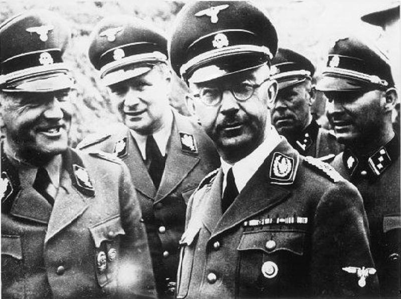 Hitler Oculto: Tercera Legislatura Orange-Himmler3