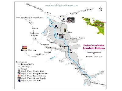 Lembah Baliem: Geowisata Lembah - 30.1KB