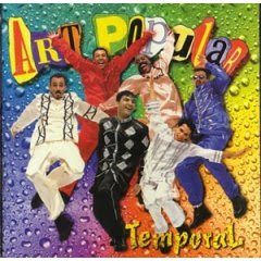 Cd Art Popular - Temporal