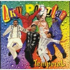 Cd Art Popular - Temporal