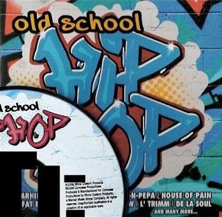 Old School Hip Hop 2008 (2008)