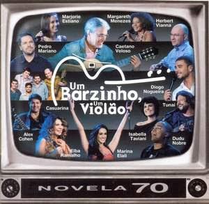 Download    CD Um Barzinho, Um Violão Vol.6 Novelas Anos 70 Vol.1