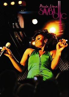 Paula Lima – Samba Chic (Áudio-DVD) (2008)