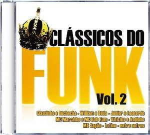 Clássicos do Funk – Vol. 2 (2008)