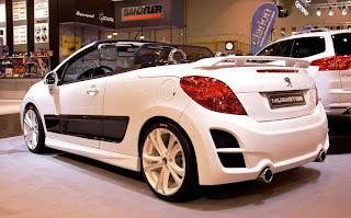 New Car Peugeot 207cc