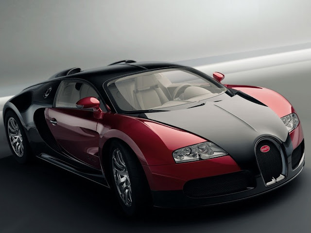 Bugatti Veyron 10 Most Expensive Cars in the World
