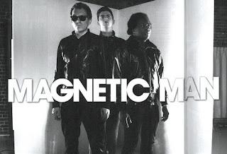 "Magnetic Man Magnetic Man – ""Getting Nowhere"" ft. John Legend"