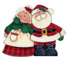Casal Papai Noel