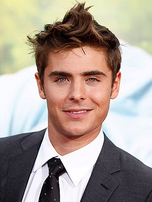 What do you think of Zac Efron's hairstyle that he debuted at the CHARLIE ST. CLOUD premiere? It reminds me of a meringueslash that preemie beast is