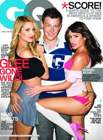 "Dianna Agron Lea Michele And Cory Monteith. tattoo ""Dianna Agron, Cory"