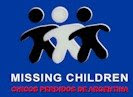 "Missing Children - Chicos Perdidos de Argentina""."