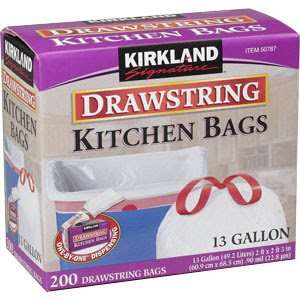 Localdelivery Com Garbage Bags 13 Gallon 20 Count 9 99