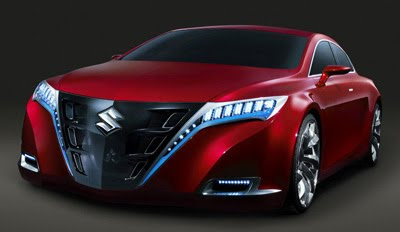 Suzuki Kizashi Concept - known for excellence