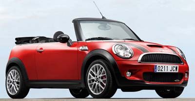 MINI John Cooper - high performance engineering modifications