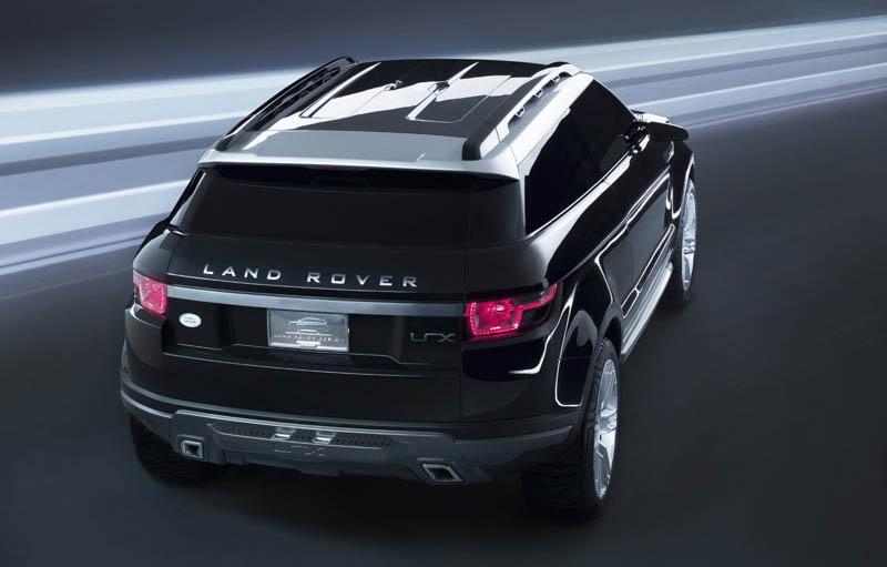 Land Rover Lrx Geneva Concept 2008 Automotive Todays