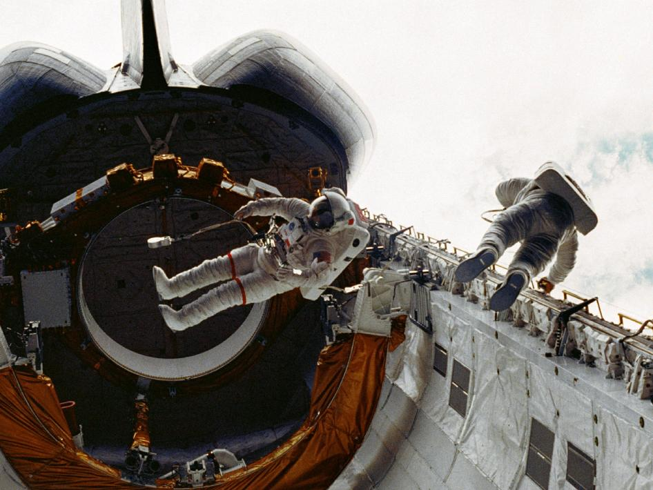 from space shuttle bodies - photo #39