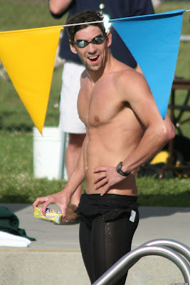 East Coast Bias Michael Phelps New Spokesperson For Noassattol