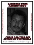 ¡LIBERTAD PARA RAMIRO CHOC!