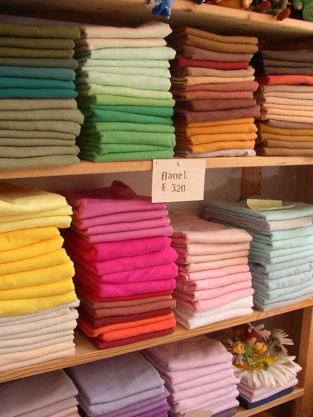 kain flanel adalah kain tebal yang serbaguna, sempurna untuk kerajinan