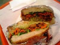 Vanessa's sandwich