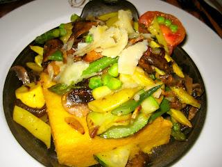 Summer vegetable ragout