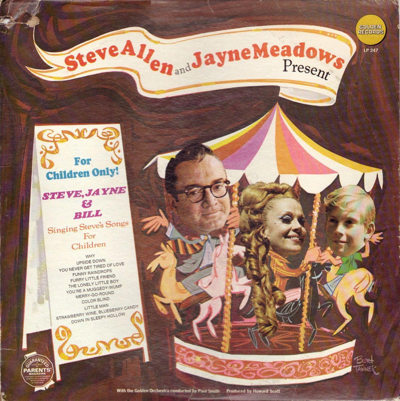 Bill Allen Jayne Meadows's Son