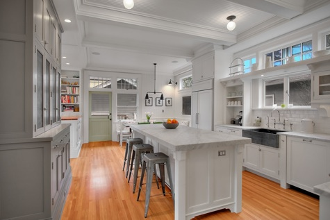 Modern Farmhouse Kitchen Cabinets kitchen remodel designs: modern farmhouse kitchens