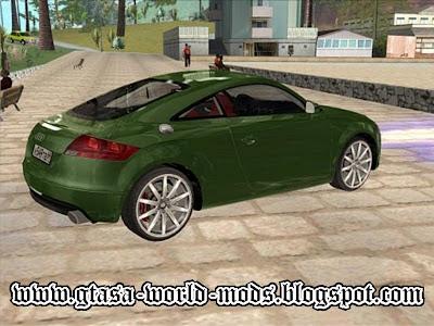 audi tt blogspotcom. Audi TT Sport 2007 GRC