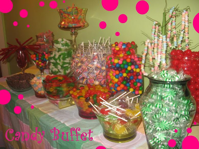 hawaiian island wedding planners sweet treats wedding trend candy rh hawaiianislandweddingplanners blogspot com candy buffet set in black and gold candy buffet set in black and gold