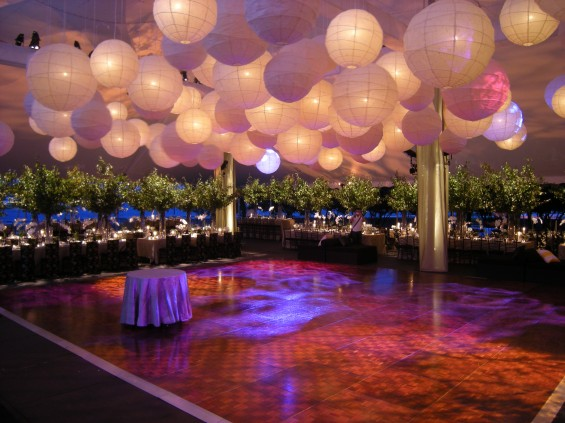 Wedding Inspiration: Lantern Wedding Decor