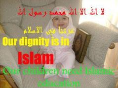 Our children need Islamic education