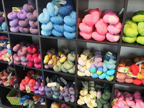 tricoter 4 fils