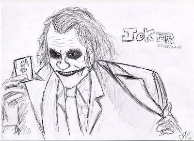 Blog termin ce n 39 est qu 39 un au revoir - Le joker dessin ...