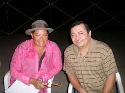 Vereador Luizinho me prometeu ajudar na abertura da avenida Mae Luzia