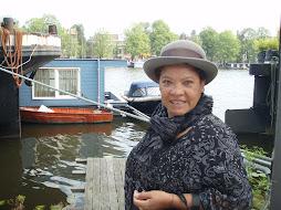 Saudade dos CANAIS da Holanda em Amsterdan