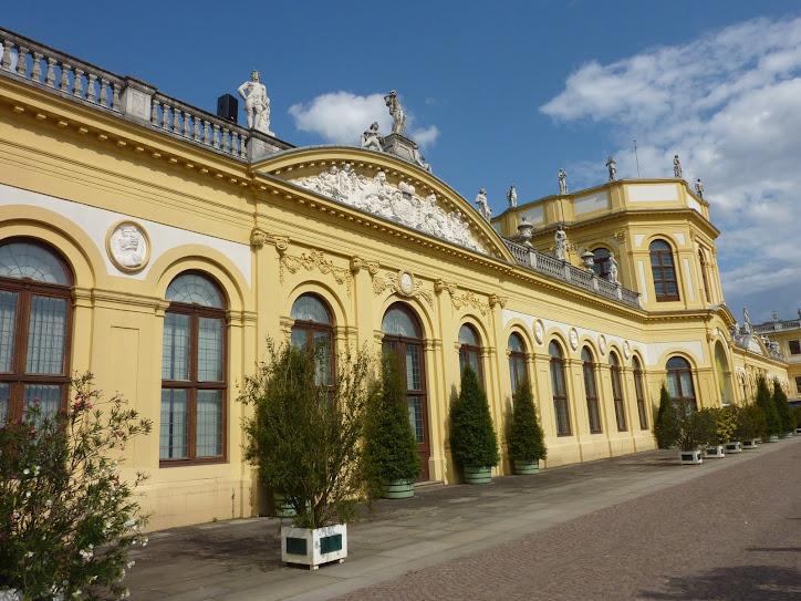 18.maio Dia Internacional dos Museus - ORANGERIE-kassel (Alemanha)