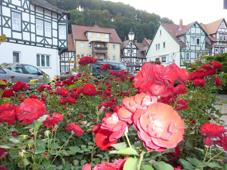 EU me dou presentes, um fim de tarde nos Alpes da Baviera