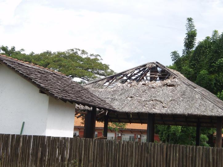 Este é um EXEMPLO de descaso com o Patrimonio Publico do Amapá