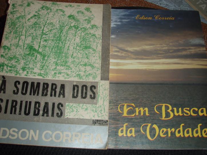 CAMILO precisa republicar obras de EDSON CORREIA