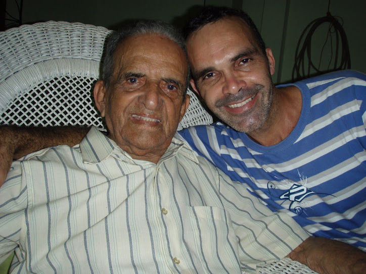 Visitando familiares no Amapá, UM VERDADEIRO PIONEIRO TUCUJU