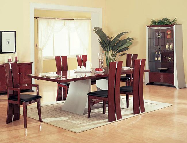 Comedores muebles per junio 2010 for Comedores finos