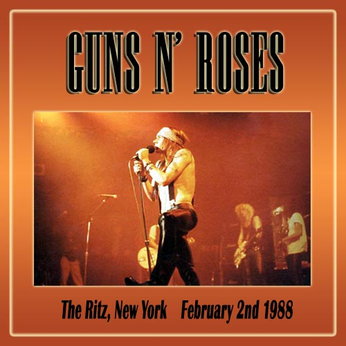 Guns N Roses - Live at the Ritz Gnr+ritz