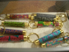 compartment keyrings