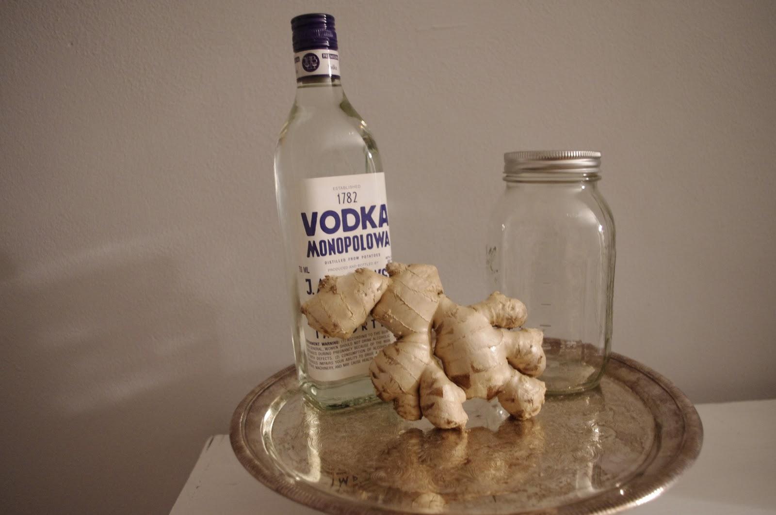 На чем можно настоять водку в домашних условиях? - Рецепты 25