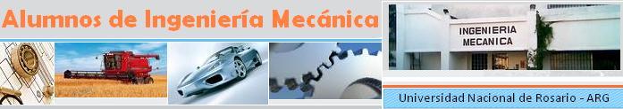 Alumnos de Ingeniería Mecánica de la UNR - Rosario - Argentina
